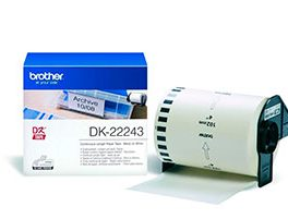 Cinta compatible DK22243-R brother
