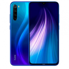 XIAOMI Redmi Note 8T – 4GB RAM 128GB ROM – Global Version (Azul Estelar)