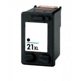 Cartucho comp. HP 21xl negro