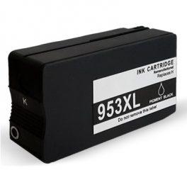 Cartucho comp. HP 953XL negro
