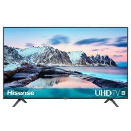 TELEVISOR LED HISENSE H55B7100 – 55″/139CM – 3840*2160 4K – HDR10- DVB-T2/T/C/S2/S – SMART TV – AUDIO 2*8W – WIFI – 3*HDMI – 2*USB – MODO HOTEL