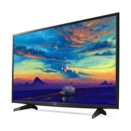 TELEVISOR LED LG 43LK5100PLA – 43″/109CM FULL HD – 1920*1080 – 300HZ PMI – DVB-T2/C/S2 – SONIDO 10W – 2*HDMI – USB – VESA 200*200