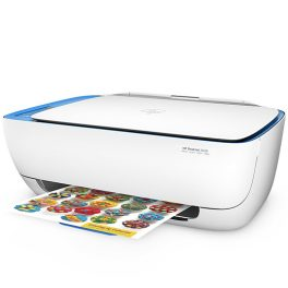 Impresora Multifunción Tinta Color HP Deskjet 3639 WiFi