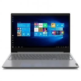 PORTÁTIL LENOVO V15 ADA 82C70097SP – W10 – AMD 3020E 1.2GHZ – 8GB – 256GB SSD PCIE NVME – 15.6″/39.6CM HD – HDMI – BT – NO ODD – IRON GREY