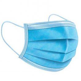 Pack 50 Mascarillas Higienicas Desechables – BFE>95% – 3 Capas